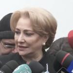 Dancila anunta ce a determinat-o sa candideze pentru functia de presedinte executiv al PSD. In urma cu o saptamana nega vehement ca are astfel de planuri