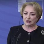 Logica lui Dancila. Jurnalistii straini sunt vinovati ca Romania are o imagine proasta din cauza mentinerii in Guvern a infractorului Darius Valcov