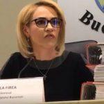"""""""Pinocchio e rosu de invidie"""". Reactii ironice dupa ce Firea a anuntat ca va amplasa 80 de tramvaie suspendate in Bucuresti"""