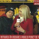 Malin Bot a virusat Romania TV. A intrat peste reporterul postului de stiri al PSD si a lansat un mesaj in direct – Video