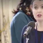 Reactie nervoasa a Sorinei Matei, dupa ce presedintele i-a ignorat scandalul de la Cotroceni. Ea ii da indicatii lui Klaus Iohannis