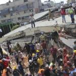 Un milion de case s-au prabusit dupa un cutremur puternic, dar nicio persoana nu a fost ucisa de seism