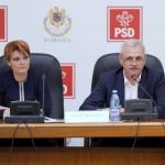 Targul cu Dragnea se confirma. Lia Olguta Vasilescu isi face barbatul europarlamentar. PSD a votat