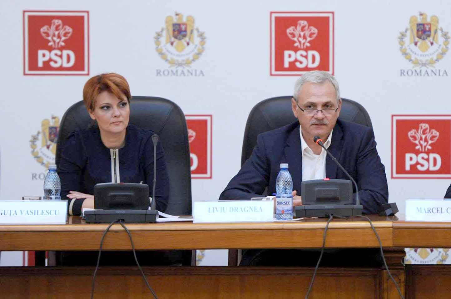 Jale, Lia Olguta Vasilescu primeste de la Dragnea tocmai ministerul care ar trebui sa scape soferii de calvar.