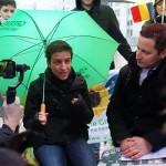 """""""Romanii trebuie sa fie ajutati de UE"""". Europarlamentarul german Ska Keller, demersuri in sprijinul protestatarilor romani"""