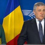 Dancila la Bruxelles. Premierul lui Dragnea s-a facut ca nu aude cand seful PE i-a vorbit despre lupta impotriva coruptiei