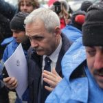 """""""Dragnea, la puscarie!"""". Pe fondul acestor scandari, judecatorii au audiat marturia celei care l-a infundat pe seful PSD: """"Imi era frica de domnul Dragnea"""""""