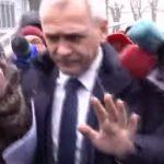 Dragnea i-a interzis lui Dancila chiar din fata DNA sa demisioneze. Reactiile scrasnite ale sefului PSD la declaratiile lui Iohannis