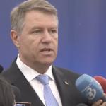 """Iohannis spulbera sperantele infractorilor PSD-ALDE. Precizari despre revocarea lui Kovesi: """"Lupta anticoruptie merge mai departe cu toata forta"""""""