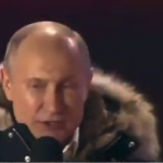 Putin isi proclama victoria, castiga al patrulea mandat de presedinte cu un scor urias. Reactia Opozitiei din Rusia – Video