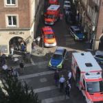 Reactia guvernului german dupa ce o furgoneta a intrat in multime in Munster. Soferul a decis imediat sa isi ia singur viata