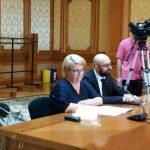 "PSD a facut scut in fata sefei TVR. Doina Gradea: ""Am fost santajata de Patraru. Mi-au fost afectate demnitatea, sanatatea si violata viata privata"""