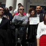 """""""Ura viscerala impotriva autoritatii judecatoresti"""". Aproximativ 1.000 de judecatori si magistrati au semnat o rezolutie foarte dura la adresa PSD-ALDE"""