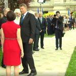 Cum era de asteptat, PSD a facut circ la Palatul Cotroceni. Pe langa Firea si Olguta Vasilescu, si Dragnea a avut un comportament jignitor fata de Iohannis
