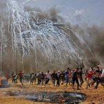 Cel putin 43 de palestinieni au fost ucisi de israelieni in timpul protestelor legate de mutarea ambasadei SUA la Ierusalim. Peste 2.200 sunt raniti – Video
