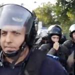 Stare de razboi in Piata Victoriei. Jandarmii sunt pregatiti sa intre in forta, mai multi protestatari au fost retinuti – Video