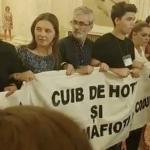 """Reactia USR in urma atacurilor de la televiziunile PSD: """"Majoritatea PSD-ALDE agreseaza efectiv statul roman de un an si jumatate"""""""