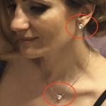 Obsesiile pesedistelor. Sandra Stoicescu de la Antena 3, fermecata de diamantele consilierei lui Dancila, Anca Alexandrescu