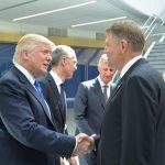 UPDATE O noua intalnire intre Iohannis si Trump. Cei doi discuta fata in fata la Bruxelles, in cadrul Summitului NATO
