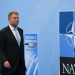 Propuneri concrete ale lui Iohannis la summitul Aliantei Nord-Atlantice. Presedintele vrea ca alianta militara sa isi intensifice prezenta in zona Marii Negre