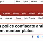 """Abuzurile PSD au ajuns chiar si la BBC. Intreaga lume afla despre lupta penibila a autoritatilor cu """"Mu#e PSD"""""""