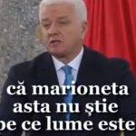 """Cea mai reusita parodie legata de gafa monumentala a lui Dancila din Muntenegru. Premierul de la Podgorica: """"Nu stiu de ce a trimis-o Dragnea pe asta aici"""" – Video"""