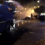 """""""Ne dam foc la toate autobuzele. Asta a fost intelegerea"""". Doar coincidente? Jandarmii au intervenit in baza unui scenariu indentic cu cel de la Mineriada – Video"""