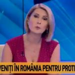 """Delirul de la Antena 3 al Sandrei Stoicescu ajunge in atentia CNA: """"Protestatarii – anarhisti din gruparea Antifa, platiti de miliardarul George Soros"""""""