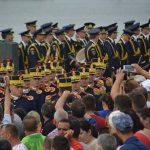 Pesedistii, ingroziti ca vor fi huiduiti de Ziua Marinei. Sute de jandarmi au fost mobilizati la ceremoniile de la Constanta