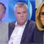 "Antena 3, sfasiata de razboiul din PSD. Scandal in premiera intre Ciuvica si Firea: ""Ce va bagati dvs. in treaba asta?"""