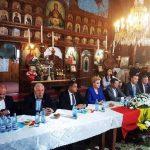 """S-a refacut USL. Lideri ai PSD, ALDE si PNL fac sedinta politica la aceeasi masa in biserica: """"Ca sa intelegem pentru cine va duceti la vot!"""""""