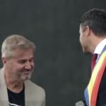 """""""Va invit la ciolan cu fasole"""". Cati bani a incasat Dan Bittman pentru prestatia slugarnica in fata primarului PSD – Video"""