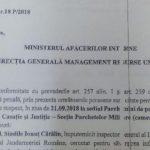 Document oficial al Parchetului. Sefii Jandarmeriei sunt urmariti penal in cazul 10 august. Nici Carmen Dan nu scapa, se va solicita ridicarea imunitatii parlamentare