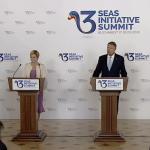 """Iohannis anunta ca sabotajul PSD nu a reusit: """"Am reusit sa avem un Summit excelent in ciuda dificultatilor noastre de politica interna"""""""