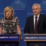 Corina Cretu nu-i mai suporta deloc pe cei din PSD. A refuzat chiar sa stea la masa cu ei, anunta furios Iordache