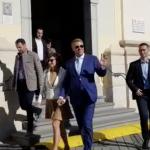 Primele imagini cu Iohannis in a 2-a zi a referendumului. Semnalul dat de presedinte