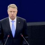"""PSD va innebuni din nou. Iohannis, omagiu la Strasbourg adus protestatarilor care """"apara statul de drept si democratia"""""""
