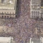 """Intrebati-ne din nou!"". Miting urias la Londra in legatura cu Brexit, sunt sute de mii de oameni in strada – Video"