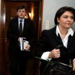 """Sotia lui Crin Antonescu revine in politica din Romania. Adina Valean: """"Am un dosar curat"""""""