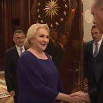 Prezenta scandaloasa in delegatia care o insoteste pe Dancila in Turcia. A evitat sa apara in fotografiile oficiale