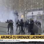 Diferente intre Paris si Bucuresti/10 august. Cum se foloseste propaganda PSD de violentele de la Paris – Video