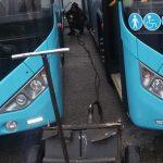 """Noile autobuze turcesti cumparate de Firea s-au stricat deja: """"Noroc cu tehnica din anii 80 ramasa de la Nea Nicu prin garaje"""""""