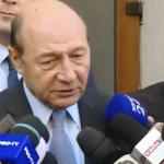 Basescu a iesit misterios de la DNA. Primele declaratii, de ce l-au chemat procurorii