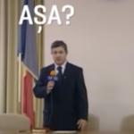 """Cum l-a pacalit PRO TV pe Iordache sa isi arate adevarata valoare. Inregistrare fabuloasa: """"Votati-ma pe mine. Votati pentru a fi aproape de UE"""" – Video"""