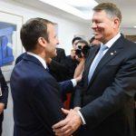 """Macron, mesaj puternic de sustinere a lui Iohannis in lupta cu Regimul Dragnea: """"Stim cu exactitate ce se intampla. Vom profita de reuniunea de la Sibiu pentru a ne exprima inca odata intregul nostru sprijin pentru actiunile presedintelui Iohannis"""""""