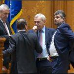 """Opozitia anunta marea victorie in Parlament: """"Dragnea tocmai a fost demis. In acest moment a fost demis de la conducerea Camerei Deputatilor"""""""