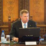 Klaus Iohannis a suspendat sedinta CSAT. Comunicatul Administratiei Prezidentiale