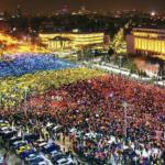 La multi ani, Romania. Fie ca 2019 sa ne scape definitiv de ciuma rosie. Sansele sunt foarte mari