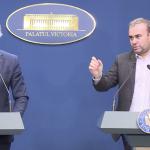 """Iesire de 'spital'. Alo, procuratura generala?!"". Un senator cere anchetarea lui Teodorovici si Darius Valcov"