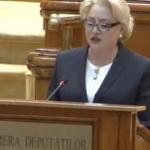 """""""Toate afirmatiile facute de Viorica Dancila sunt false"""". Specialistii dau verdictul dupa ce au verificat datele prezentate de premierul PSD"""